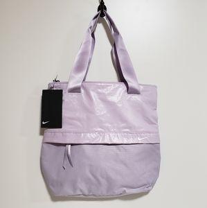 NIKE Womens Training Tote Bag Radiate 2.0 Lavender